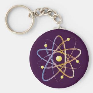 Atom (004c) key chain