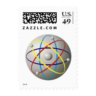 Atom (005) - Postage