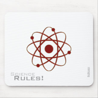 Atom (005a) mouse pad