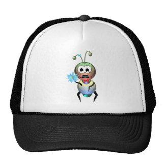 Atom Ant Flower Love Trucker Hat