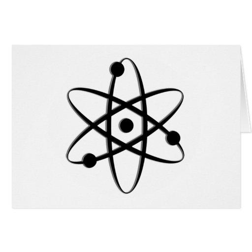 atom black card