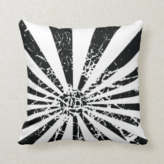 Atom Bomb Cushion Design Pillow