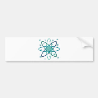 Atom Bumper Sticker