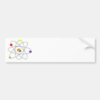 Atom Bumper Stickers