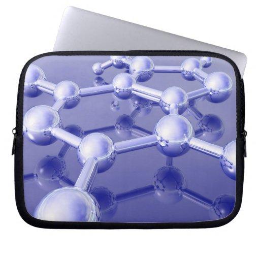 atom computer sleeves