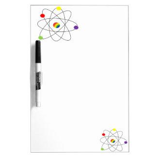 Atom Dry-Erase Whiteboards