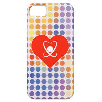Atom Icon iPhone 5 Covers
