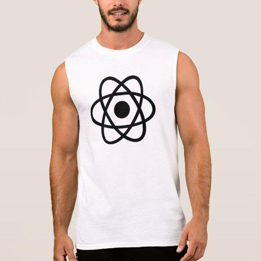 Atom icon sleeveless shirts Tank Tops, Tanktops Shirts