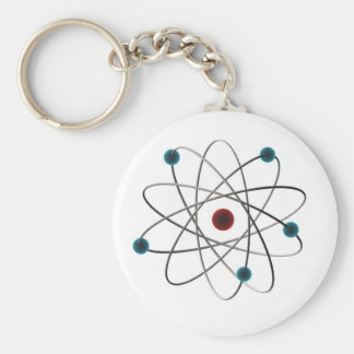Atom Keychain