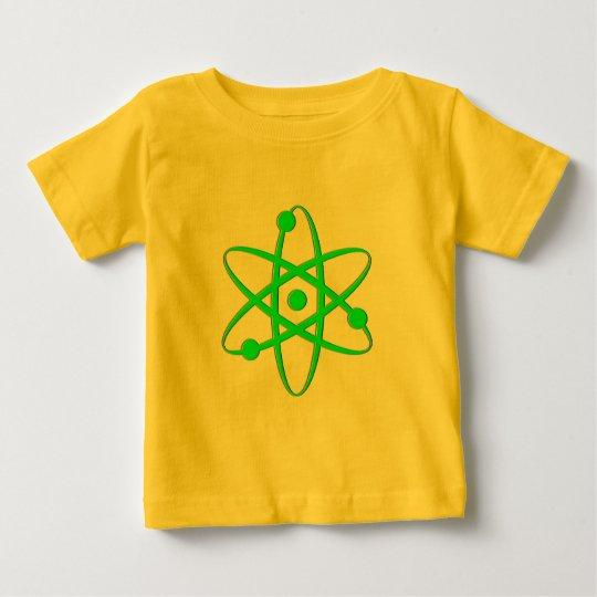atom light green baby T-Shirt
