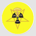 Atom mal anders - Atom anyway Sticker