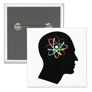 Atom Mind - Button