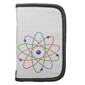 Atom Model Folio Planner