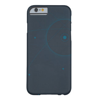 Atom Nucleus Barely There iPhone 6 Case