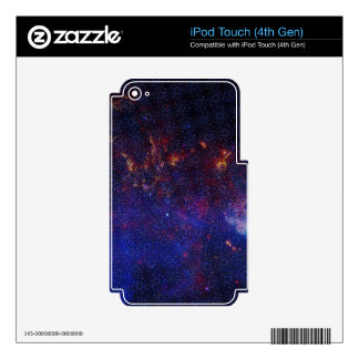 Atom Pattern Decal For iPod Touch 4G