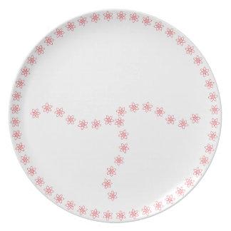 Atom Portion Control Plate 3 Way Split