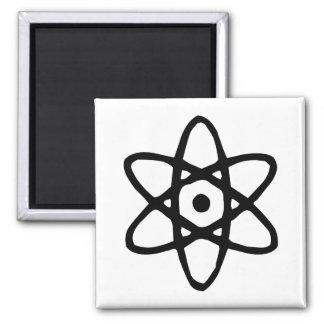 Atom Refrigerator Magnets