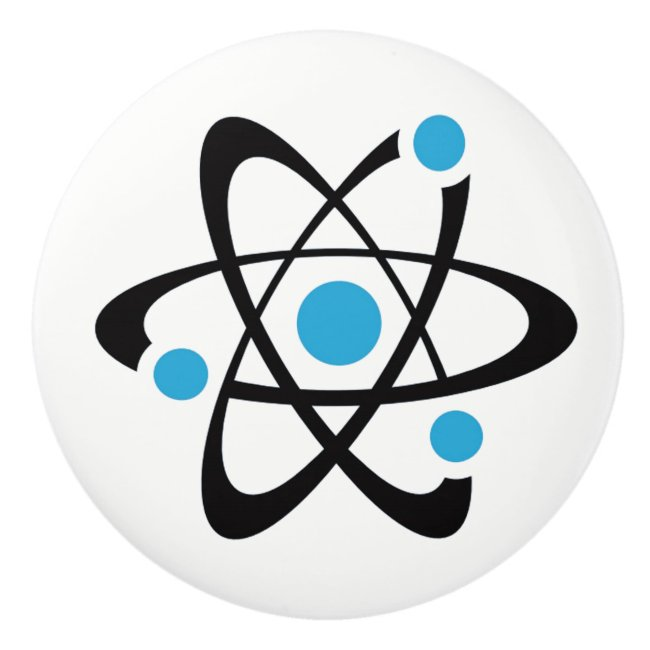Atom Science Design Ceramic Knob