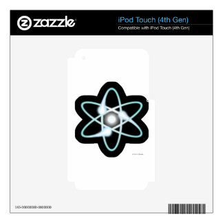 Atom Skin For iPod Touch 4G