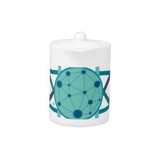Atom Teapot