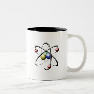 Atom Two-Tone Coffee Mug