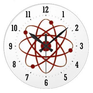 Atom - Wall Clock