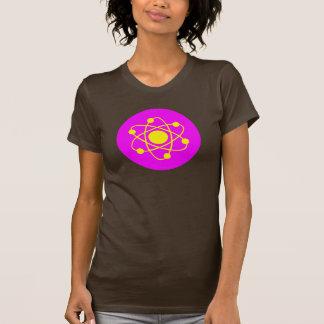 Atom (yellow/pink) T-Shirt