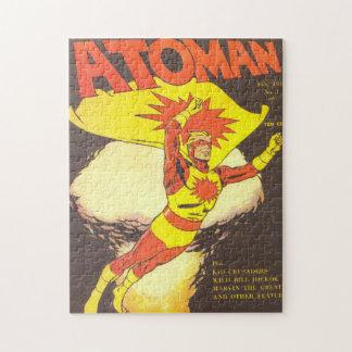 Atoman n°1 jigsaw puzzle