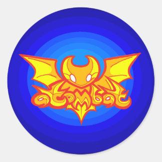 atombat logo v2 Sticker