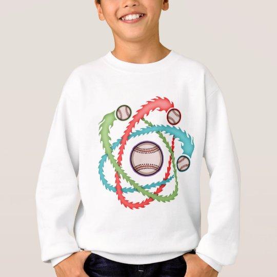 Atomic Baseball Sweatshirt
