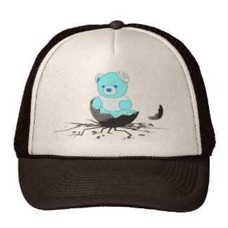 Atomic Bear Trucker Hat