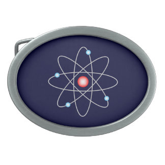 Atomic Belt Buckle