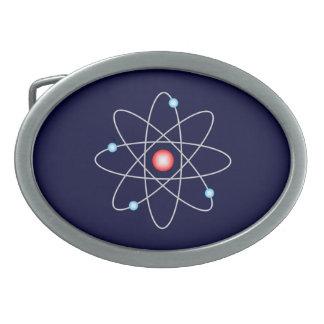 Atomic Belt Buckle