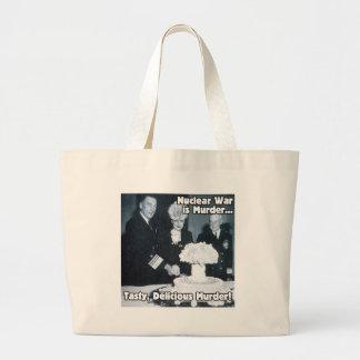 Atomic Bomb Cake - Totebag Tote Bags