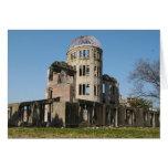 Atomic Bomb Dome, Hiroshima, Japan Cards