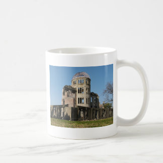 Atomic Bomb Dome, Hiroshima, Japan Classic White Coffee Mug