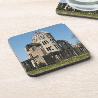 Atomic Bomb Dome, Hiroshima, Japan Drink Coaster