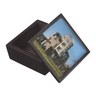 Atomic Bomb Dome, Hiroshima, Japan Premium Gift Box