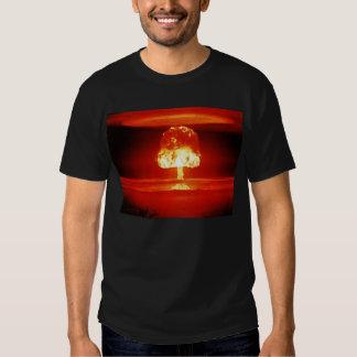Atomic Bomb Orange Tee Shirt