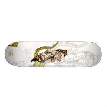 Atomic Cowboy Skate Deck