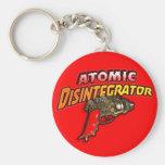 Atomic Disintegrator Keychain