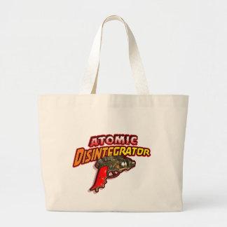 Atomic Disintegrator Large Tote Bag