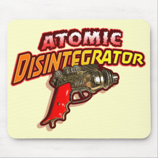 Atomic Disintegrator Mouse Pad