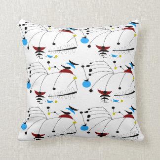 Atomic Eam Inspired Pillow Mobiles