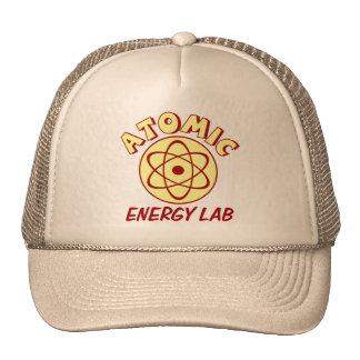 Atomic Energy Lab Hats