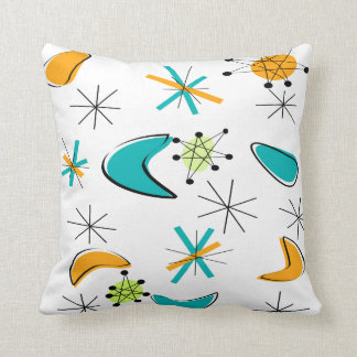 Atomic Era Inspired Pillow Design Mid-Century III