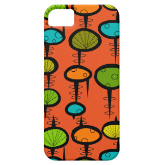 Atomic Era Space Age iPhone 5/5S case