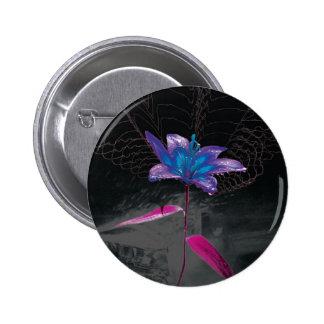 Atomic Flower Button