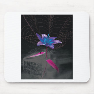 Atomic Flower Mouse Pads