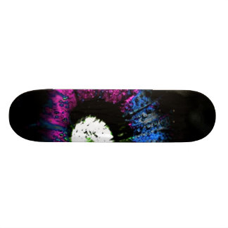 Atomic Flower Skate Board Deck